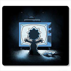 Mouse Pad TV - Loja Nerd e Geek - Presentes Criativos