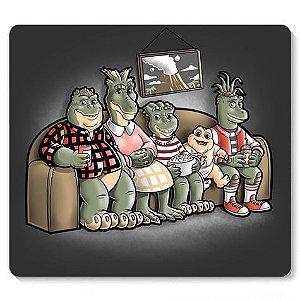 Mouse Pad Family - Loja Nerd e Geek - Presentes Criativos