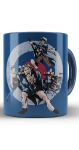 Caneca  Doctor Who The Whos