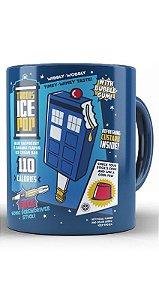 Caneca  Doctor Who