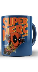 Caneca  Super Merc