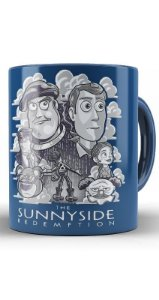Caneca Toy Story The Sunnyside Redemption