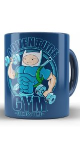 Caneca Adventure Fitness Time