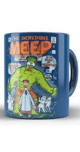 Caneca Meep Incredible