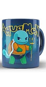 Caneca Pokemon Aqua Mon