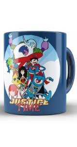 Caneca Justice Time