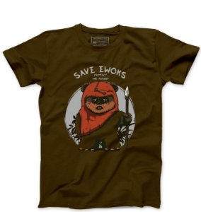 Camiseta Masculina Save - Loja Nerd e Geek - Presentes Criativos