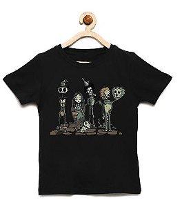 Camiseta Infantil O Mágico de Oz- Loja Nerd e Geek - Presentes Criativos