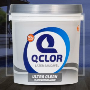 Q Clor Ultra Clean - 10KG