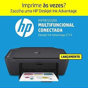 Multifuncional HP Deskjet Ink Advantage 2774 - Wi-Fi