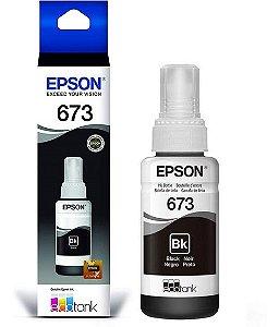 T673120 - Preto 70ml - Original (T673) - Epson