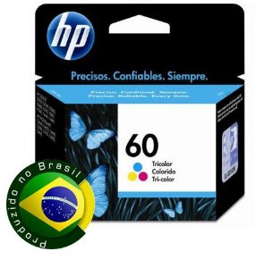 CC643WD - Color 6,5ml - Original (HP60)