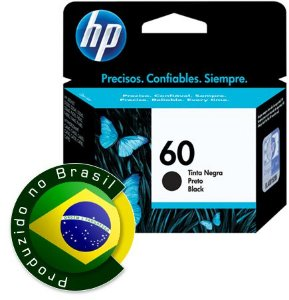 CC640WD - Preto 4,5ml - Original (HP60)