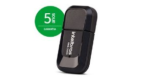 Adaptador USB Wireless - Intelbras - IWA3000
