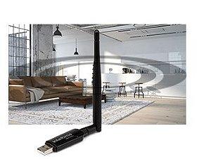 Adaptador USB Wireless de Alto Ganho - Intelbras - IWA3001