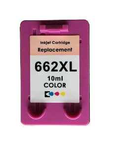 CR662BLU - Colorido 10ml - Compatível - Microjet - (HP662)