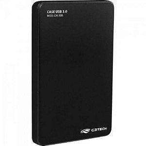 CASE C3TECH CH200BK USB 2.0