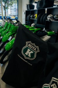 Capa Motocicleta Rota K
