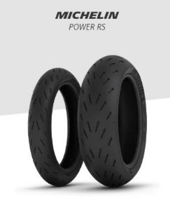 Pneu Michelin Pilot Power Rs 190/55-17 75w