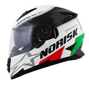 Capacete Fechado Norisk FF302 - Grand Prix Italy