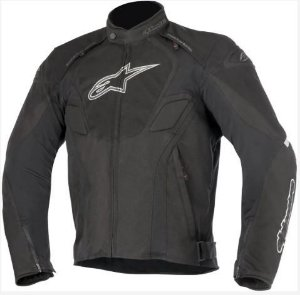 Jaqueta Alpinestars T-Jaws WP Anthracite (Impermeável)