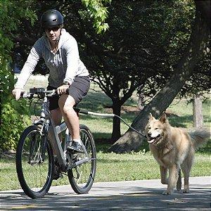 KIT CYCLEASH UNIVERSAL PARA CAES EM BICICLETAS