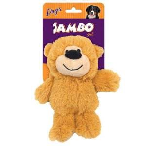 PELUCIA HAPPY BEAR PEQUENO BEGE