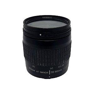 Lente Nikon AF NIKKOR 28-80mm