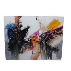 Painel Abstrato Krambeck (91x118)