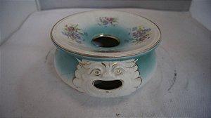 Escarradeira Cuspideira Em Porcelana