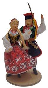 Bonecos Poloneses da Década de 70