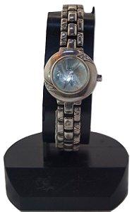 antigo Relógio de pulso q.q feminino