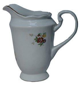 antigo leiteira de porcelana steatita