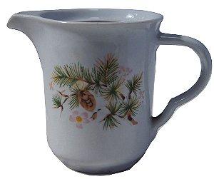 Antigo Bule De Porcelana Pozzani Flores