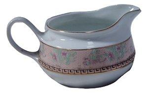 Antiga leiteira de porcelana Schmidt Voyage