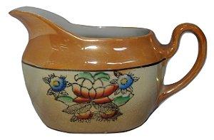antiga mini leiteira de porcelana s. paulo