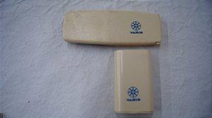 kit Pente espelho e escova Varig  anos 90