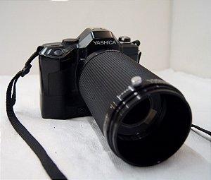 Antiga máquina fotográfica yashica Data Back Da -1 No Estado