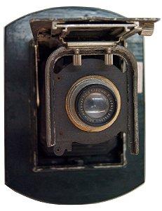 Máquina Fotográfica Antiga E. Ludwig