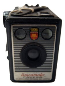 Máquina Fotográfica Antiga Unicamatic