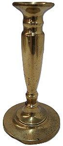 Castiçal Veleiro De Bronze Para Decoração