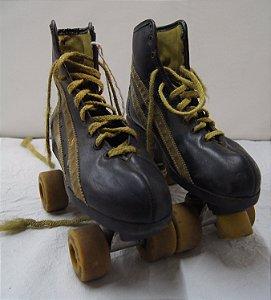 Par de patins década de 70/80