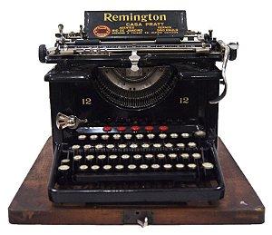 Máquina De Escrever Remington n12 1930