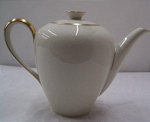 Antigo Bule para chá de porcelana thomas germany alemão