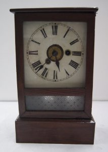 Antigo Relógio de mesa Alemão P.H&S déc de 30