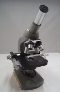 Microscópio Biológico Monocular Olympus Tokyo