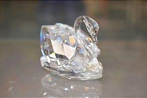 Cisne Em Cristal Swarovski