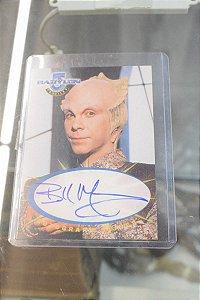 Fotos Autografadas Babylon 5 Venda Por Un