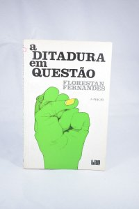 Livro A Ditadura Em Questão
