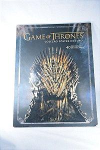 Albúm Game Of Thrones - Coleção Poster De Luxo